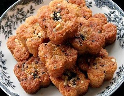 中江八宝油糕