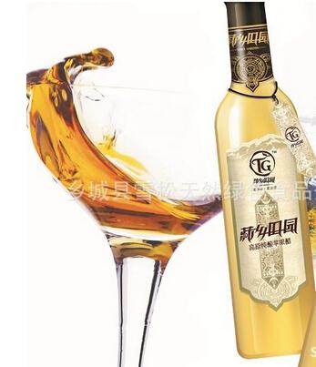 藏乡田园苹果醋