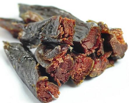 炉霍牦牛肉干