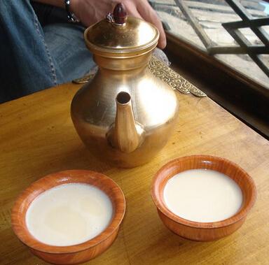 木里酥油茶