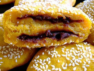 柳林芝麻饼
