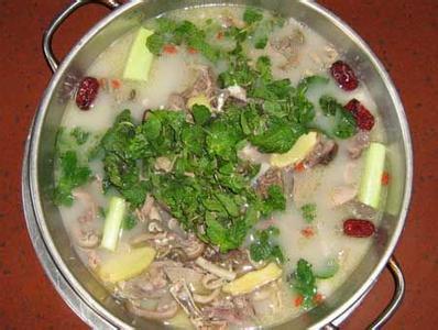 泸西羊汤锅