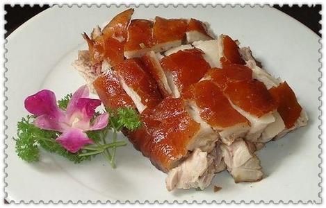 河口烧猪肉