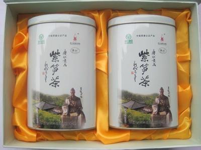长兴紫笋茶